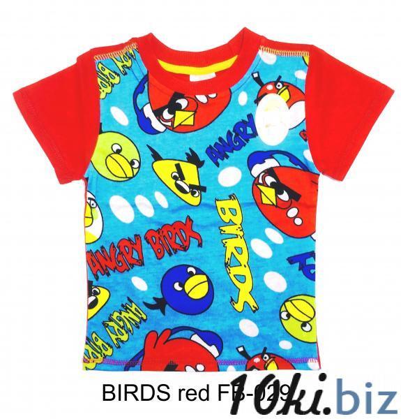 Футболка BIRDS FB-029 Футболки детские для мальчиков в России