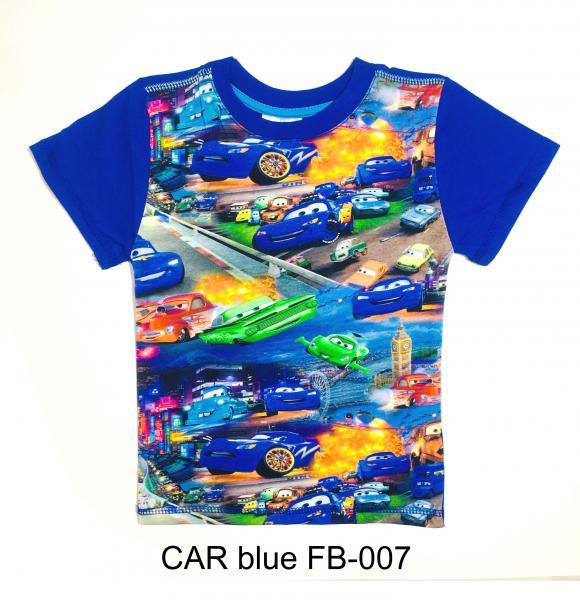 Футболка CAR FB-007