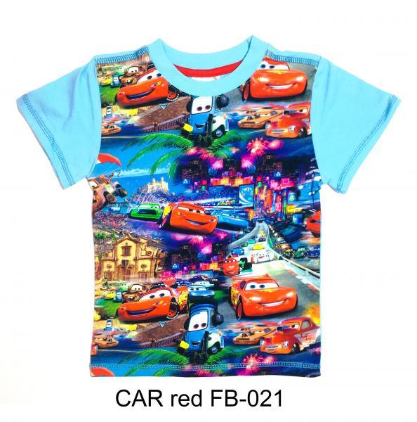 Футболка CAR  FB-021
