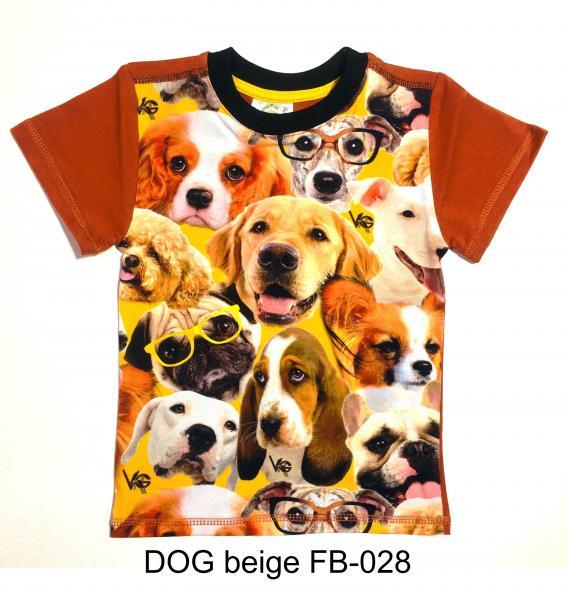 Футболка DOG FB-028