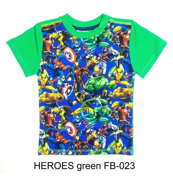 Футболка HEROES FB-023