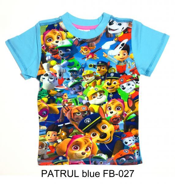 Футболка PATRUL  FB-027