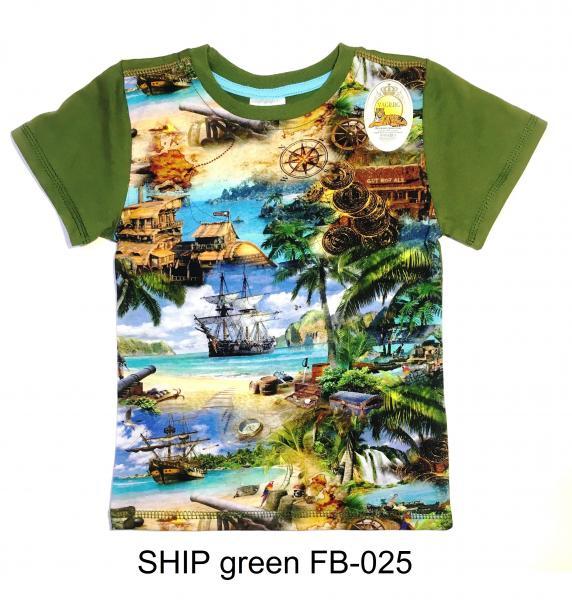 Футболка SHIP  FB-025