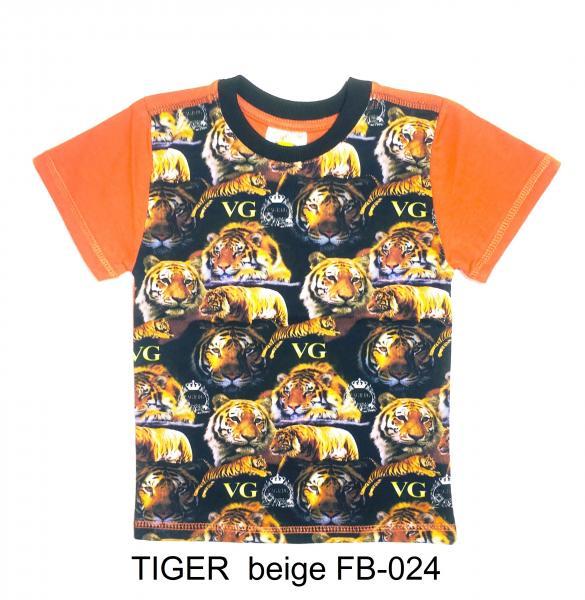 Футболка TIGER  FB-024