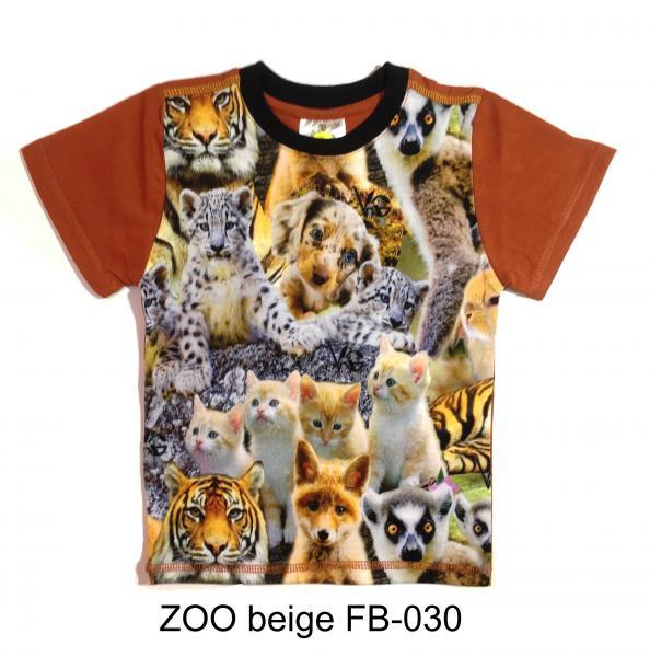 Футболка ZOO FB-030