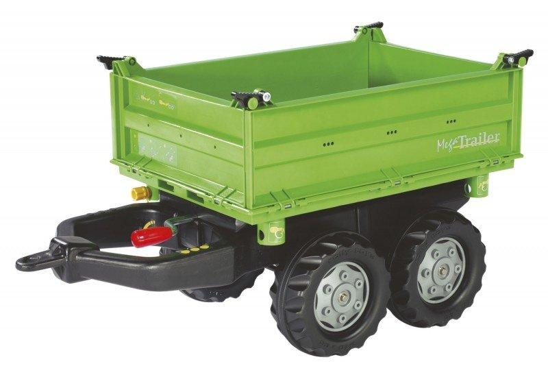 Прицеп Rolly Toys Mega Trailer 121502