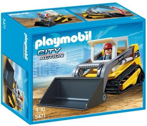 Детская игрушка Playmobil Стройка: Мини-экскаватор