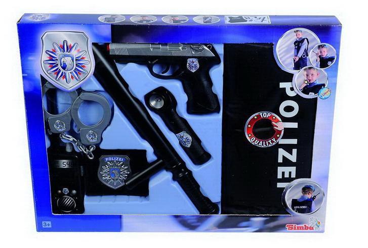 Полицейский набор Simba
