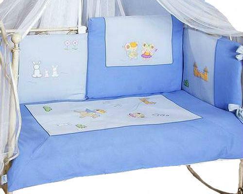 Комплект в кроватку Feretti Romeo 6 предметов