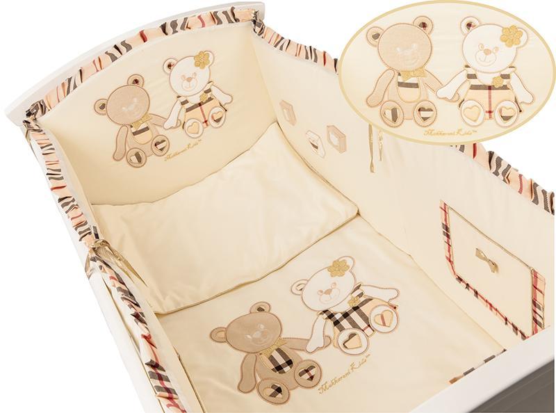 Комплект в кроватку Makkaroni Kids Trendy 6 предметов 120x60 см