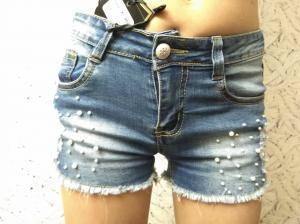Фото  Шорты джинсовые Many&many для девочки