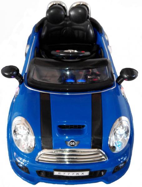 Детский электромобиль River Auto Mini Сooper E777KX