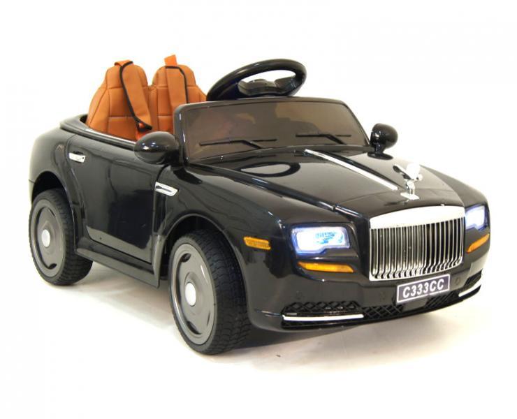 Детский электромобиль River Auto Rolls-Royce C333CC с дист. упр