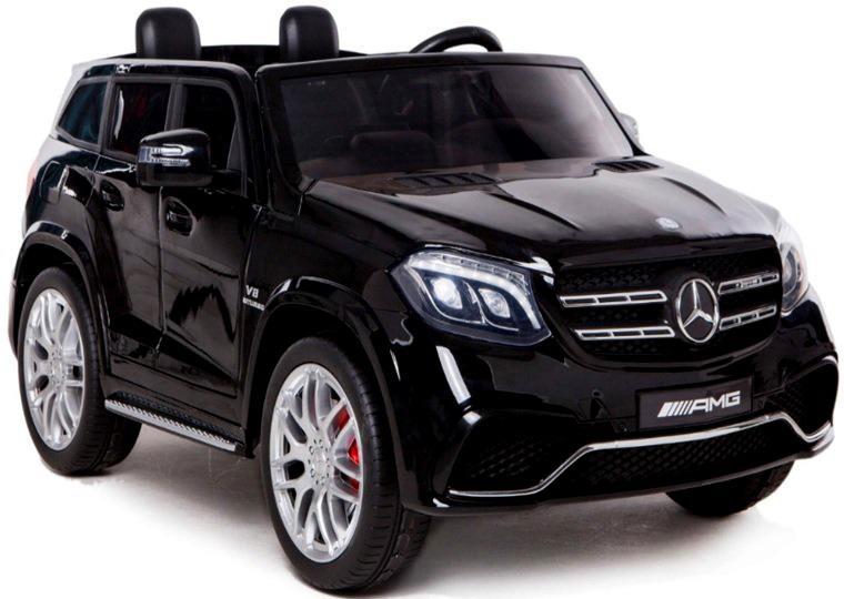 Детский электромобиль River Auto Mercedes-Benz GLS63-AMG-4WD