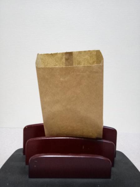 Бумажный пакет под шаурму (большая и маленькая)