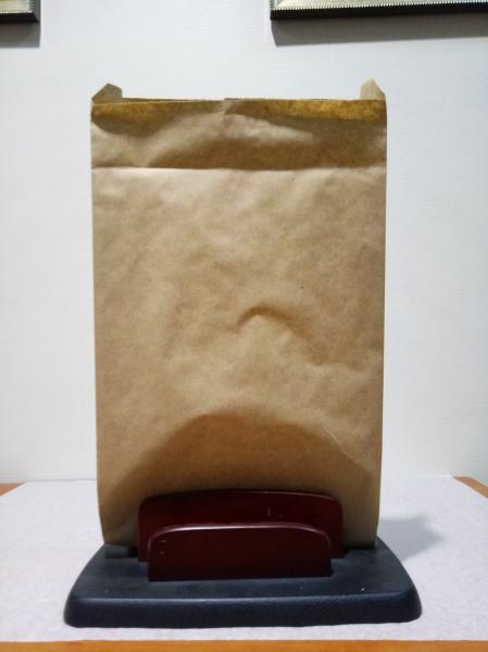 Бумажный крафт-пакет универсальный