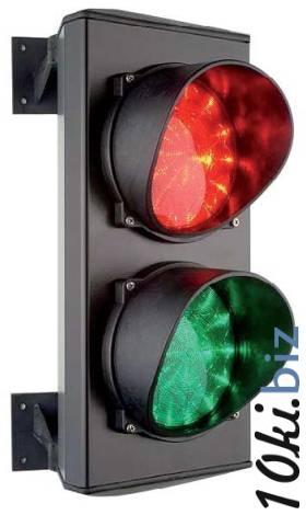 Светофор Т8,3 двухсекционный 120 мм светодиодный, CAME Светофоры в Украине