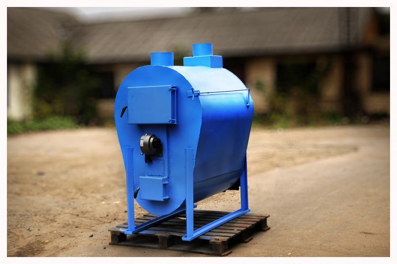 Теплогенератори БілЕко ТГ-1500 економні газогенераторні(піролізні) на дровах