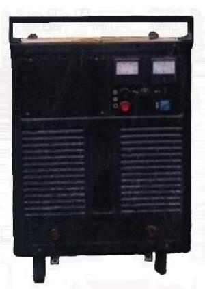 Сварочный выпрямитель б/у ВДГ-303-1 УЗ с ПДГ 603 (плата управления подачи проволоки от Selma рукав)