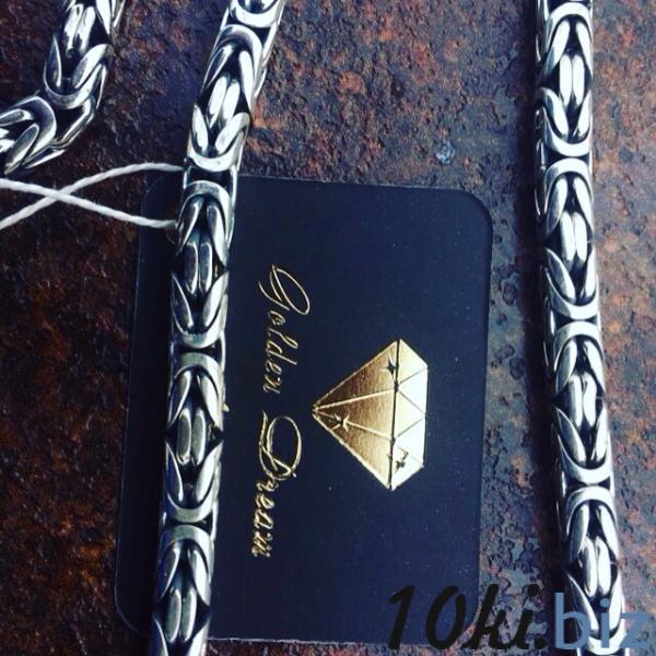 Византийское плетение серебро 925 Серебряные цепочки в Украине