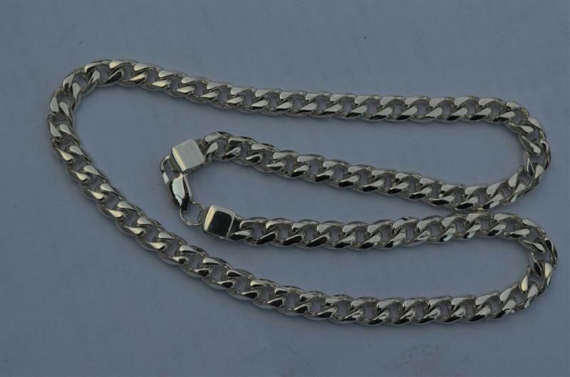 Фото Цепочки и браслеты ручного плетения  Цепочка Панцирное плетение