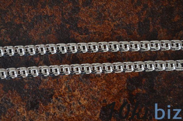 плетение Бисмарк  купить в Виннице - Серебряные цепочки с ценами и фото