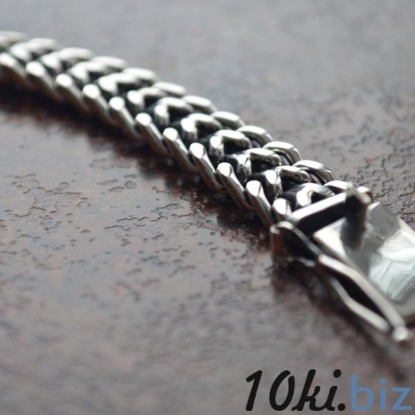 Двойной обратный панцирь (протектор) Серебряные цепочки в Украине