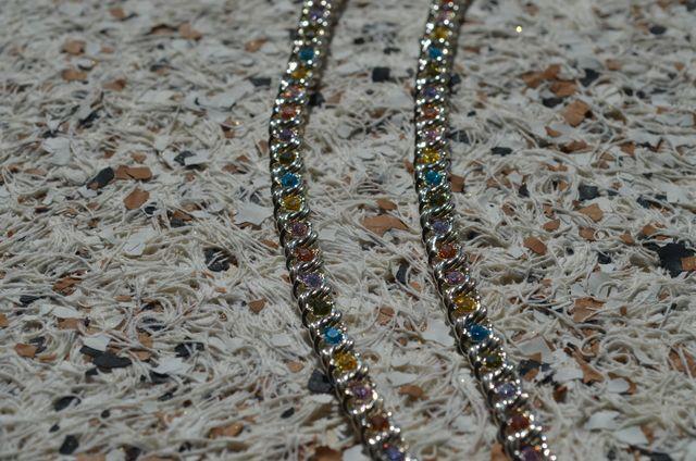Фото Цепочки и браслеты ручного плетения плетение Арабский Бисмарк с закрепкой