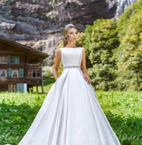 Фото Свадебные платья Виолетта