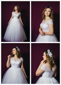 Фото Свадебные платья Александра