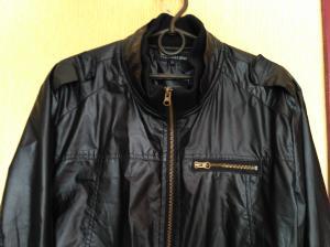 Фото  Куртка легкая мужская