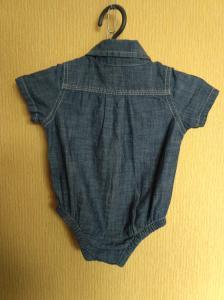 Фото детская одежда Рубашечка бодик