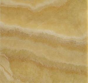Фото  Оникс медовый камень облицовочный