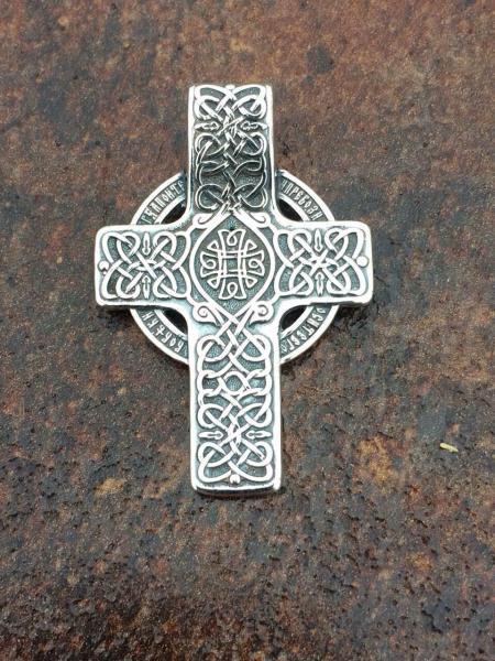 Фото Нет в наличии, Православный Крест Хризма Православный Крест Хризма