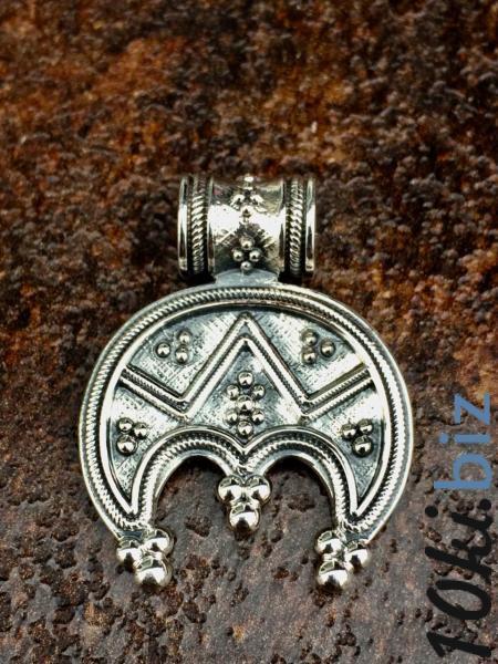 Лунница серебро 925 купить в Виннице - Серебряные цепочки с ценами и фото