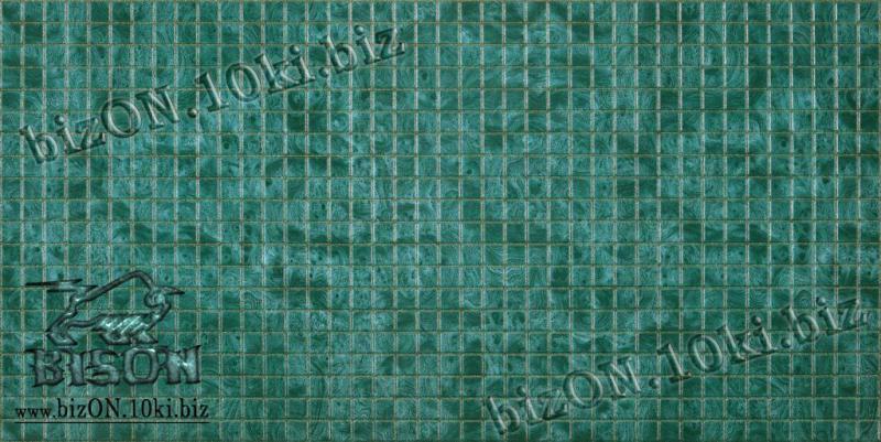 Фото Листовые панели ПВХ Мозаика «БИРЮЗА»   Листовые панели ПВХ