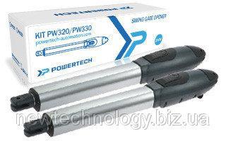 Комплект автоматики для распашных ворот 24V PW 330