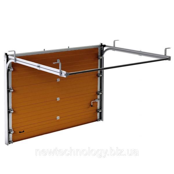 Фото Гаражные секционные ворота DOORHAN серия RSD01 RSD01 2700*2500