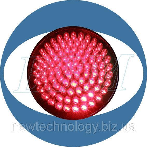 Модуль светодиодный, 200 мм, красный