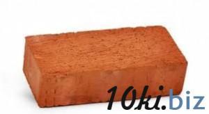 Кирпич строительный полнотелый рядовой м100 доставка Кирпичи на Электронном рынке Украины