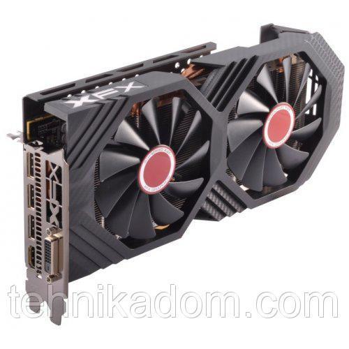 Видеокарта XFX Radeon RX 580 GTS XXX Edition 8192MB (RX-580P8DFD6)