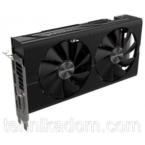 Видеокарта Sapphire Radeon RX 580 PULSE OC 8192MB (11265-05-20G)