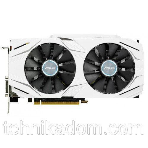 Видеокарта Asus GeForce GTX 1060 Dual OC 3072MB (DUAL-GTX1060-O3G)