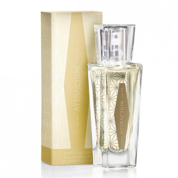 Фото парфюмерия, женские ароматы Парфюмерная вода Avon Attraction (30 мл)