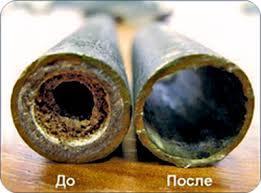 Промывка системы отопления химическая