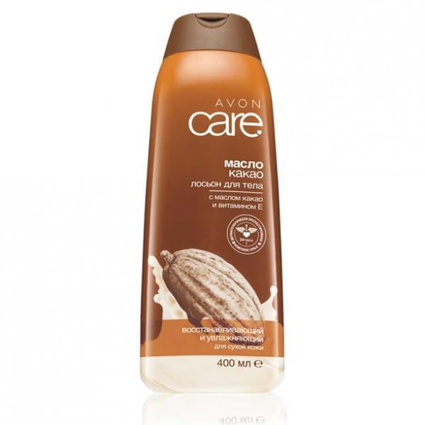 Промокод CACAOCARE - Лосьон для тела с маслом какао и витамином Е (400 мл)
