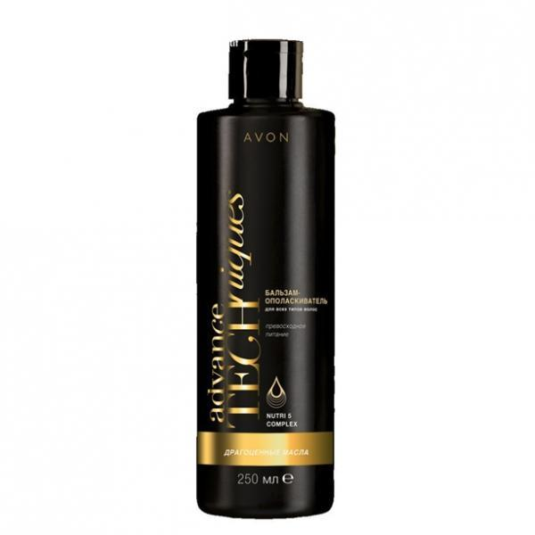 Фото для волос, шампуни и ополаскиватели Бальзам-ополаскиватель для всех типов волос «Драгоценные масла» (250 мл)