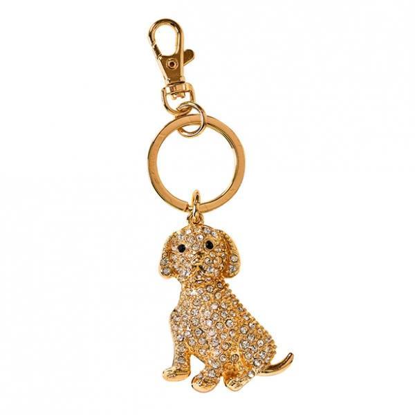 Фото мода и стиль, другие аксессуары Брелок для ключей «Собачка»