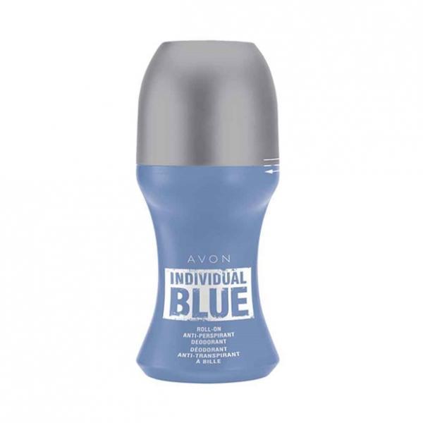 Фото для тела, дезодоранты Дезодорант-антиперспирант с шариковым аппликатором Individual Blue, 50 мл