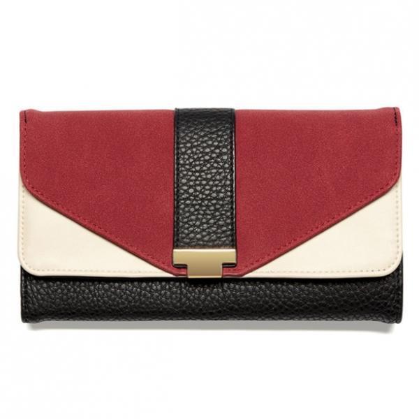 Фото мода и стиль, сумки и кошельки Женский кошелек «Кларіса»